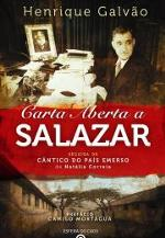 "Capa de ""Carta Aberta a Salazar"""