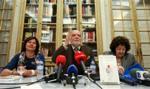 Cecília Andrade, editora, Manuel Alegre e Maria Teresa Horta